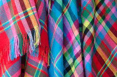 Textura da roupa. Imagem de Stock Royalty Free