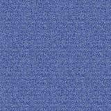Textura da sarja de Nimes Calças de brim Fundo de pano Textura das calças de brim ilustração do vetor
