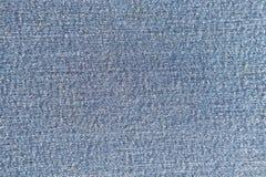 Textura da sarja de Nimes das calças de brim Fotos de Stock Royalty Free