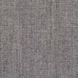 Textura da sarja de Nimes, Grey Jeans Background claro fotografia de stock