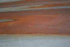 Textura da superfície de metal oxidada cinzenta velha Fotos de Stock