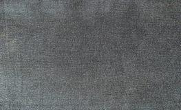 Textura da superfície do material da sarja de Nimes Fotografia de Stock Royalty Free