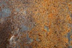 Textura da superfície oxidada colorida velha Imagens de Stock