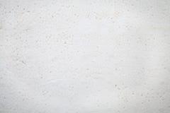 Textura da superfície plana da espuma Fotografia de Stock Royalty Free