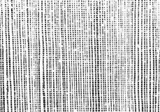 Textura da superfície velha da lona Folha de prova do Grunge Fundo áspero de serapilheira ilustração do vetor