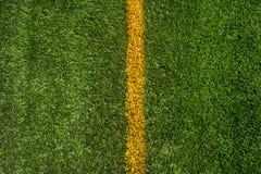 A textura da tampa da erva ostenta no tênis, golfe, basebol, campo imagens de stock