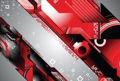 Textura da tecnologia e da ciência Imagem de Stock Royalty Free