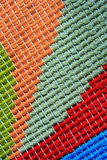 Textura da tela Imagens de Stock