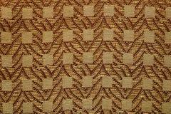 Textura da tela com quadrado Imagem de Stock
