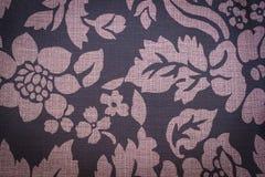 Textura da tela da lona Fotos de Stock Royalty Free