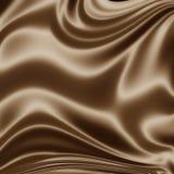 Textura da tela de Brown Imagem de Stock Royalty Free