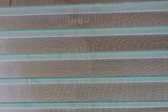 Textura da tela de fio da janela e do mosquito Fotografia de Stock