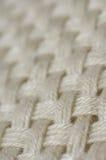 Textura da tela de weave de lãs Fotos de Stock