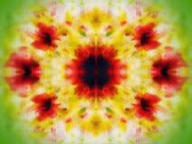 Textura da tela do Batik Imagens de Stock Royalty Free