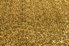 Textura da tela do ouro foto de stock royalty free