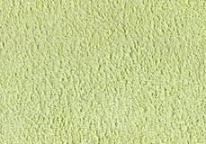Textura da tela verde Fotos de Stock Royalty Free