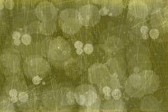 Textura da tela verde suja Fotos de Stock Royalty Free