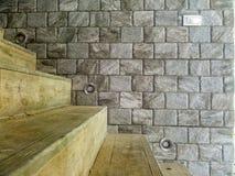 Textura da telha da parede ou fundo da parede Foto de Stock