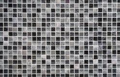 Textura da telha de mosaico Foto de Stock Royalty Free
