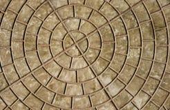 Textura da telha do ar livre Fotografia de Stock