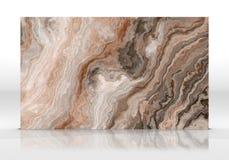 Textura da telha do mármore de ônix Fotos de Stock Royalty Free
