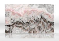 Textura da telha do mármore de ônix Fotos de Stock
