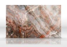Textura da telha do mármore de ônix foto de stock