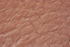 Textura da terra seca Fotos de Stock