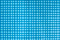 Textura da toalha de mesa Fotografia de Stock