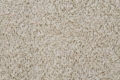 Textura da toalha de terry Imagem de Stock