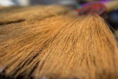 Textura da vassoura Imagem de Stock