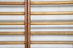 Textura das barras de macaco Imagens de Stock