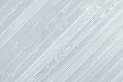 Textura das barras de madeira brancas para o fundo fotografia de stock