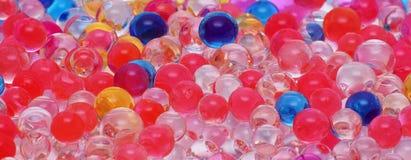 Textura das bolas da água Foto de Stock Royalty Free
