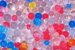 Textura das bolas da geleia Imagem de Stock Royalty Free