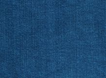 Textura das calças de brim Fotos de Stock