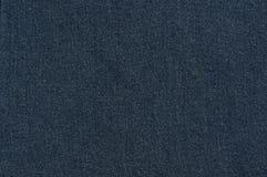 Textura das calças de brim Fotografia de Stock Royalty Free