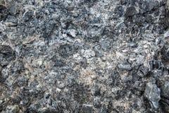 Textura das cinzas - imagem conservada em estoque Fotografia de Stock Royalty Free