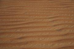 Textura das dunas de areia Foto de Stock Royalty Free