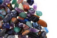Textura das gemas da cor Imagens de Stock Royalty Free
