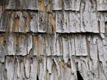 Textura das microplaquetas de madeira velhas Imagem de Stock Royalty Free
