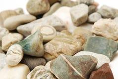 Textura das pedras Fotos de Stock Royalty Free