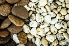 Textura das pedras Fotografia de Stock