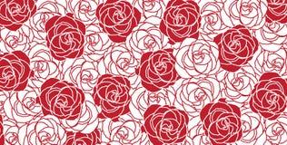 Textura das rosas Imagem de Stock Royalty Free