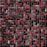 Textura das telhas ilustração do vetor