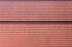 Textura das telhas de telhado imagens de stock royalty free