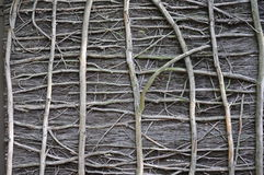 Textura das varas Imagem de Stock Royalty Free