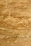 textura de 02 travertine Fotografia de Stock