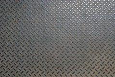 Textura de aço Fotografia de Stock Royalty Free