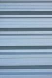 Textura de aço da porta Imagem de Stock